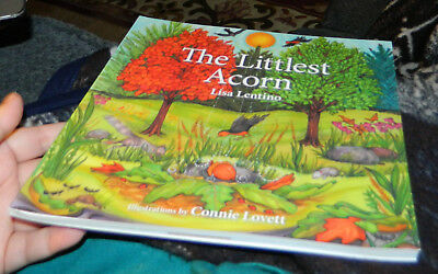 The Littlest Acorn by Lisa Lentino (English) Paperback Book Free Shipping!