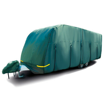 Maypole Caravan Cover Premium 4-Ply Breathable - Fits 19-21ft BRAND NEW!