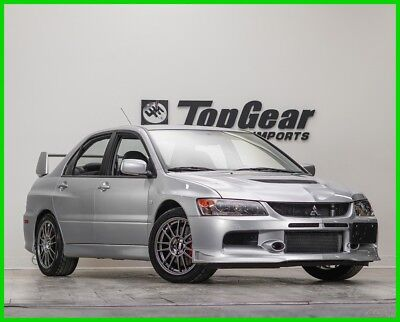2006 Mitsubishi Evolution MR 2006 Lancer Evolution MR with Low Miles