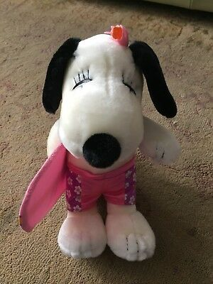 Snoopy Stuffed Animal Plush