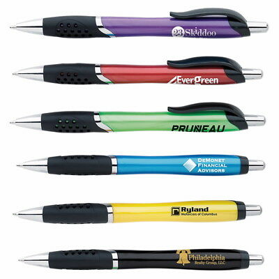 300 Customized Storm Pens with one color imprint