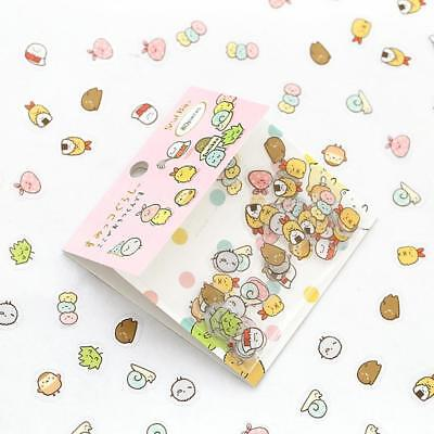 Cute Animals Stickers Japanese Kawaii Stickers  DIY Daily Decorate Stationary