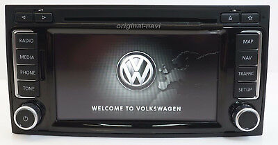 navi radio reparatur rns 510 f r vw touran golf passat. Black Bedroom Furniture Sets. Home Design Ideas