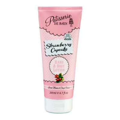 Rose And Co Patisserie De Bain Strawberry Bath And Shower Creme Hospice Shop