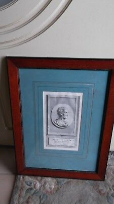 Lithograph decorative frame p/up GC - from Treasury Casino