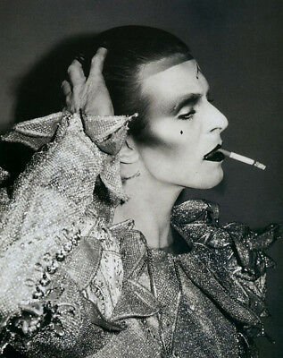 David Bowie photograph - L2329 - Scary monster and super Creeps - NEW IMAGE!!!!