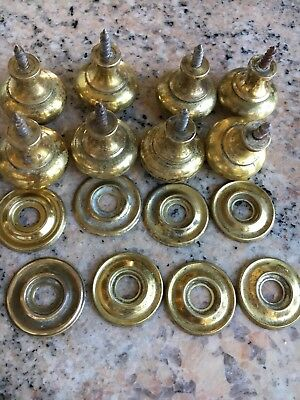 Small Brass Drawer Knobs