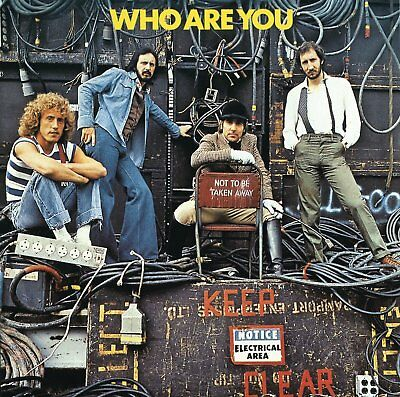 The Who - Who Are You - Vinyl Lp - New