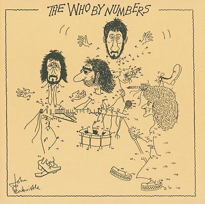 The Who - The Who By Numbers - Vinyl Lp - New