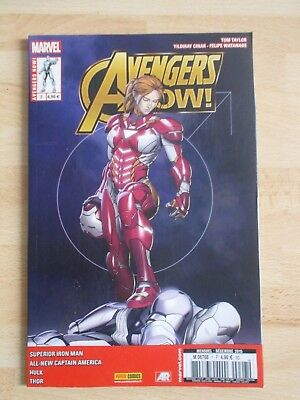 AVENGERS NOW ! 7 / MARVEL PANINI COMICS décembre 2015