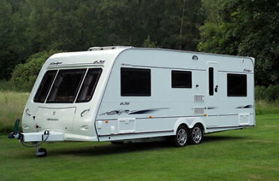 Touring Caravan For Hire -  6 Berth - Air Con - You Tow Or We Deliver
