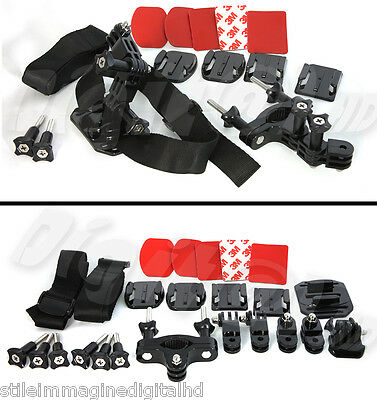 GOPRO Kit Accessories Set Accessories Accesorios Accessoires New Italy
