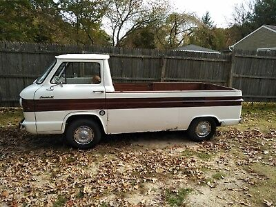 1962 Chevrolet Corvair basic 1962 Corvair Rampside