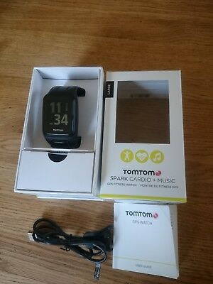 tomtom spark cardio and music