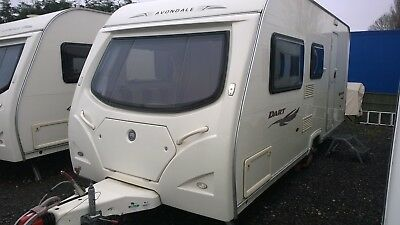 For Hire - Accommodation In A 5 Berth Touring Caravan - You Tow Or We Deliver