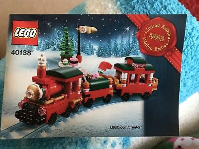 LEGO Christmas train 40138 Limited Edition - £18.00 | PicClick UK