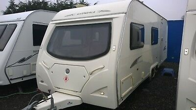 For Hire - Accommodation In A 6 Berth Touring Caravan - You Tow Or We Deliver