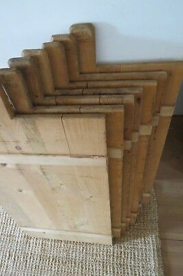 Large Vintage Chopping board breadboard German 7 available