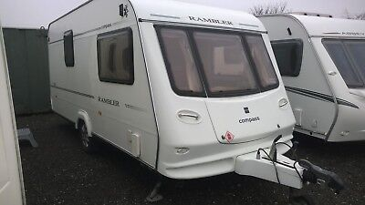 FOR HIRE - 2 Berth Touring Caravan - You tow or we deliver (fees apply)