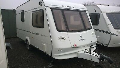 For Hire - 2 Berth Caravan With Large Washroom - You Tow Or We Deliver