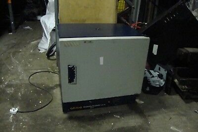 Gellenkamp Economy Incubator With Fan Size 1 220/40V 0.6A (Tested Working)