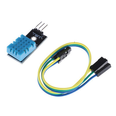 1X DHT11 Temperature and Relative Humidity Sensor Module for arduino Pip
