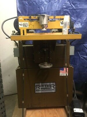 Ritter R-803-SP Horizontal Boring Machine