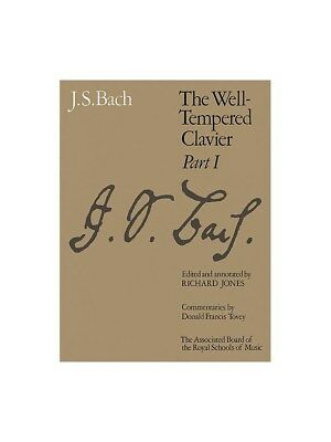 J.S. Bach: Well-Tempered Clavier - Part 1. Harpsichord Sheet Music
