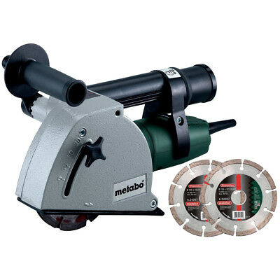 Metabo MFE30 240Volt 1400 WATT Electronic Wall Chaser with 2 free discs