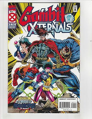 Gambit and the X-Ternals #1 VF/NM 9.0 Marvel Comics Age of Apocalypse X-Men