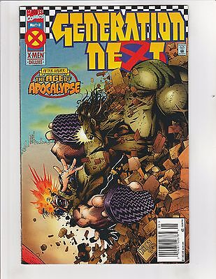 Generation Next #3 NM- 9.2 Newsstand Variant Marvel  Age of Apocalypse,X-Men