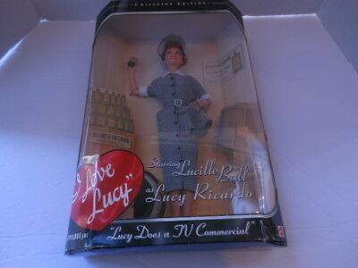 """I LOVE LUCY DOLL """"Lucy Does a TV Commercial"""""""