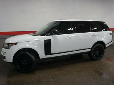 2014 Land Rover Range Rover  Range Rover Super Charge LW