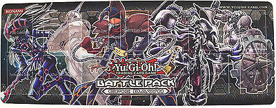 Yu-gi-oh! Yugioh Battle Pack Epic Dawn Rubber Playmat NEW