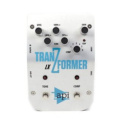 API TranZformer LX Transformer / Compressor / EQ Direct Box Bass Effects Pedal