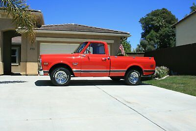 1970 Chevrolet C-10  1970 Chevy C10 Short Bed