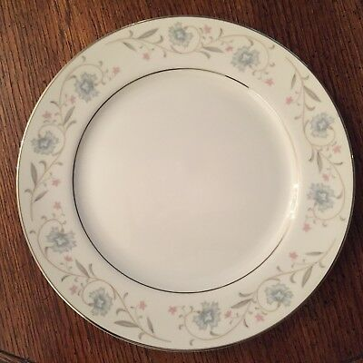Vintage English Garden Fine China Of Japan 1221 Dinner Plate