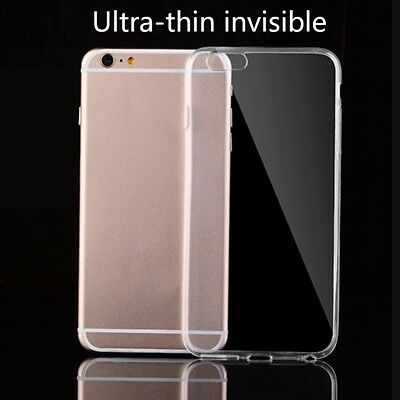 Shockproof Waterproof Soft Rubber TPU Phone Case Cover For iPhone 6 /6s6 Plus