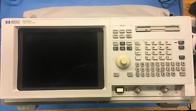 Hewlett Packard Hp / Agilent Logic Analyzer 1662Es