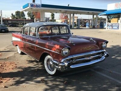 1957 Chevrolet Bel Air/150/210  1957 chevy belair
