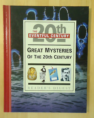 Reader's Digest 'The Eventful 20th Century - Great Mysteries of 20th Century'