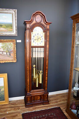 """Herschede Westminster Grandfather Clock """"the Sheffield"""" Model 230"""