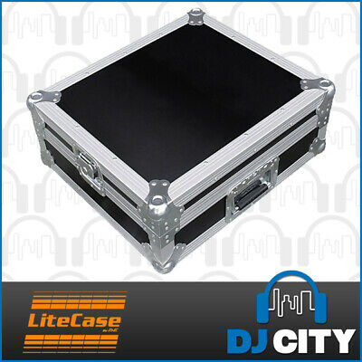 Litecase LC-1000S Turntable Hard Road Case Holds SL-1200 / RP-7000 / LP-120