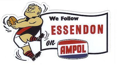 Essendon Decal from the 60`s - repo