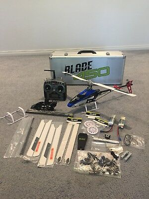 Blade 450x Helicopter