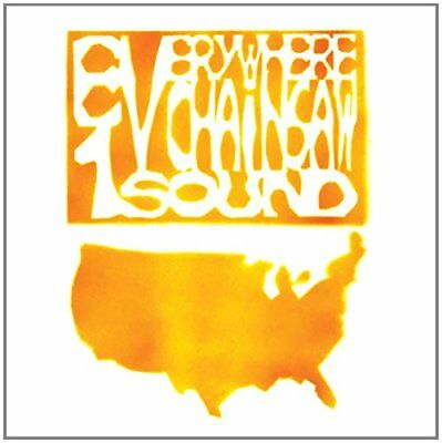 Various - Everywhere Chainsaw Sound Vinyl Maxi Red River NEW