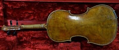 A Superb  Fine Old Violin  Nicolaus Bergonzi 1829