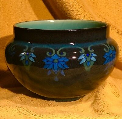 Rookwood Pottery Vase Features Decoration By Katherine Van Horne--Beautiful