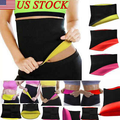 Women Waist Trainer Body Shaper Corset Girdle Slim Cincher Belt Shapewear Size