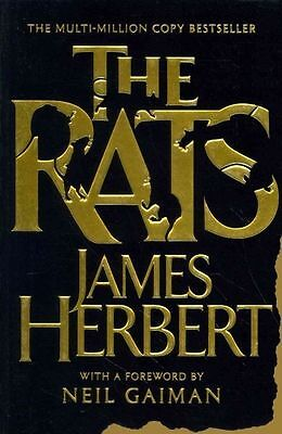 The Rats by James Herbert (Paperback, 2014)-G026